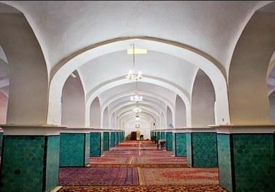 فضیلت مسجد