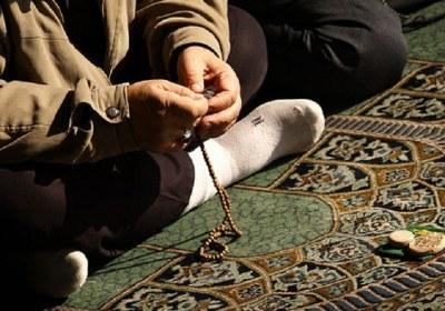 نماز، وضو، مانع