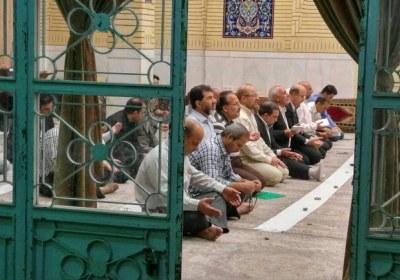 مسجد، حرام، نماز