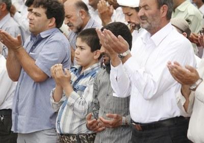 نماز، جماعت، اتصال، کودک، ممیز، غیر ممیز