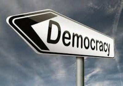 دموکراسی