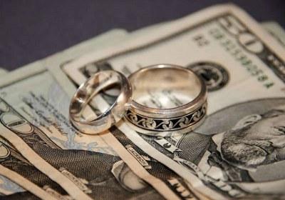 ترک ازدواج به خاطر مسائل مالی