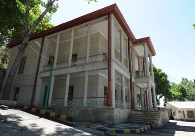 تبدیل عیاش خانه مظفرالدین شاه به بیمارستان