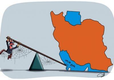 دشمنی آمریکا با ایران