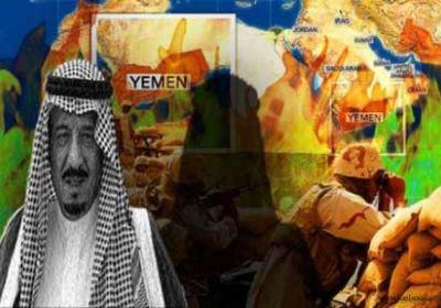 تجاوز عربستان به یمن