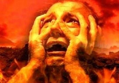 خشم و غضب الهی