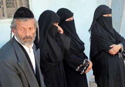 پوشش وحجاب در دین یهود