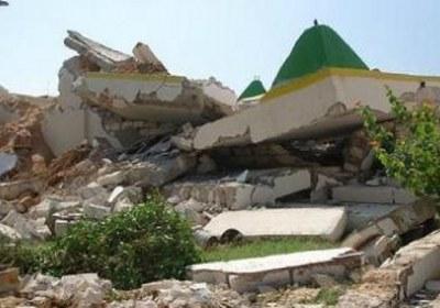تخريب مسجد