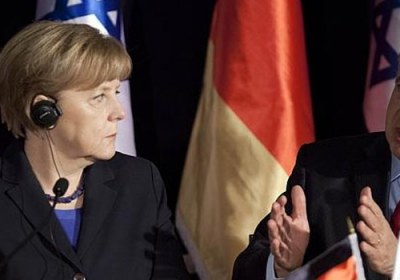 مرکل به نتانیاهو: لغو برجام، اروپا را در برابر آمریکا و اسرائیل قرار میدهد
