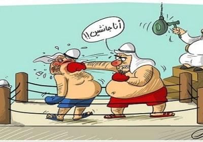 جنگ قدرت در آل سعود