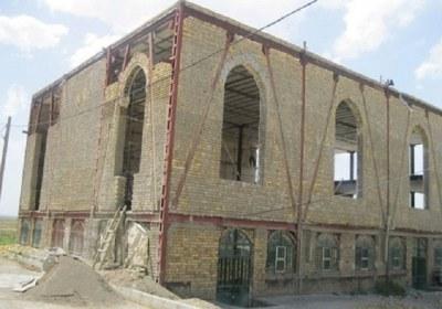 مسجد، ساخت، زمین