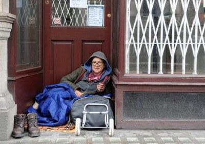 فقر در انگلیس