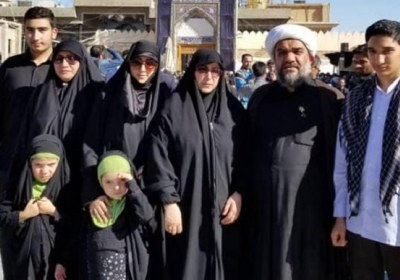 خانواده امام جمعه کازرون