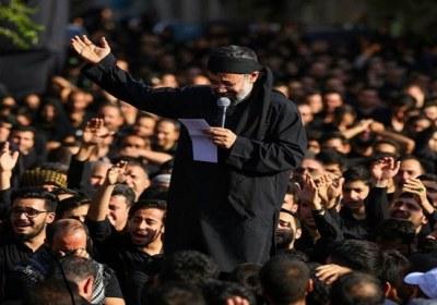مجلس روضه امام حسین