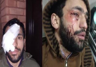 حمله به طلبه جهادی ناهی از منکر