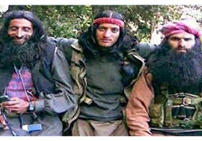 اعضای یک گروه تروریستی