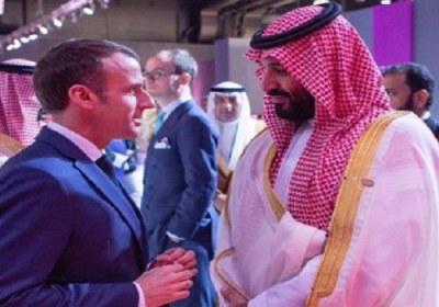 فرانسه آل سعود
