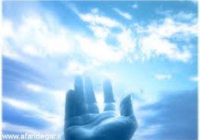 دستهایی بر آسمان
