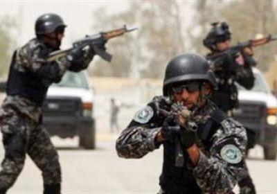 نیروهای کماندویی ارتش عراق در آستانه ورود به نینوا