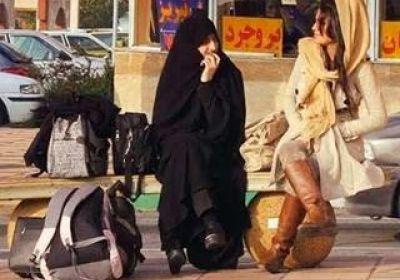زن بیحجاب