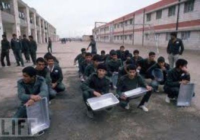اسیر نوجوان