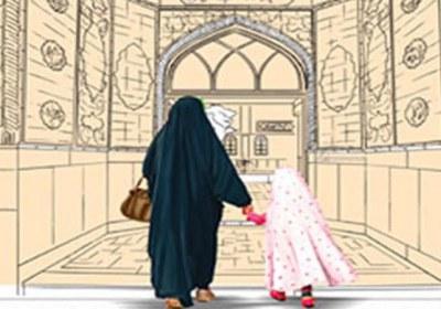 تبلیغ دین در خانواده