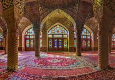 نجس، مسجد، فرش