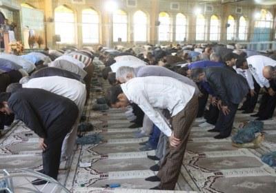 نماز، جماعت، اقتدا