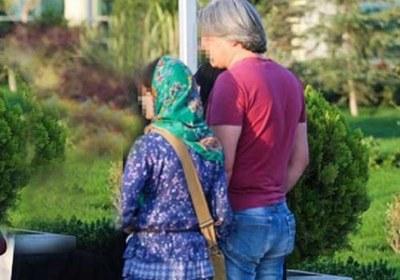 زن، حجاب، همراهی