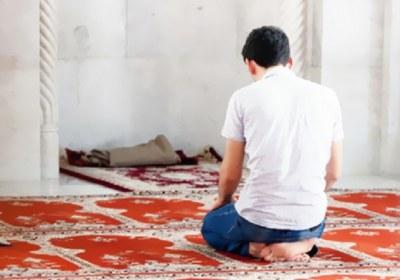نماز، پنبه، خون