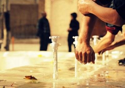 وضو، قبل، اذان، نماز