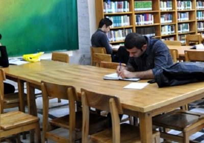 احکام مسجد، کتابخانه، مسجد