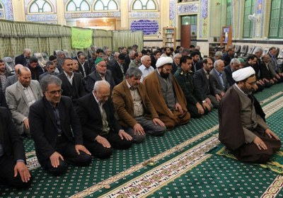 نماز، جماعت، عید، تکرار