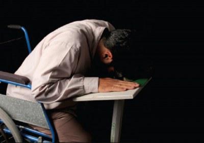 نماز، صندلی، زانو