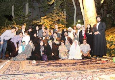عکس خانوادگی حضرت امام خمینی(ره)