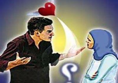 ارتباط کلامی همسران