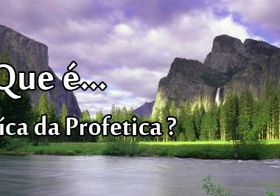 Etíca da profetica