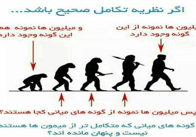 نظریه داروین