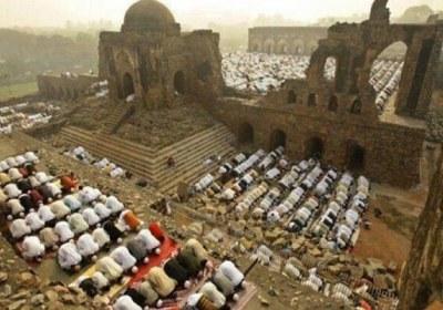 تخریب مسجد کشمیر