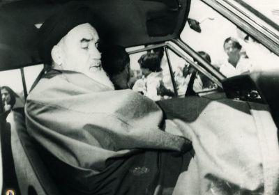 تصاویر منتشر نشده از انتخابات 12 فروردین 58