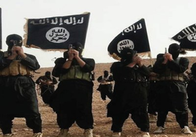 داعشی های فراری از جنگ با نیروهای عراقی، اعدام می شوند