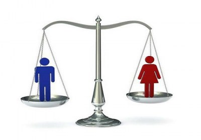تساوی بین زن و مرد