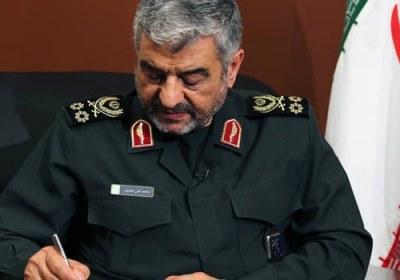 پیام فرمانده سپاه به فرمانده ناجا درخصوص برخورد با دراویش