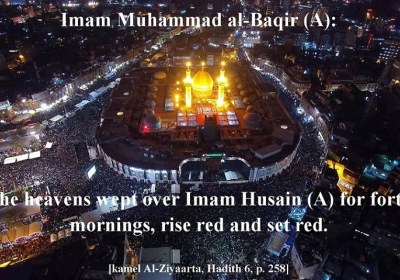 A Glance at the Importance of Arbaeen