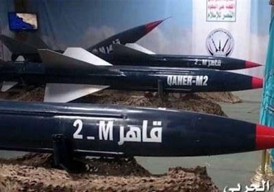 انهدام مرکز عملیات ارتش سعودی در پی شلیک موشک بالستیک ارتش یمن