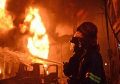 آتش سوزی در پایگاههای اسرائیل