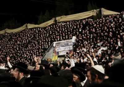 مراسم مذهبی اسرائیل