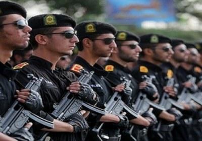 نیروی انتظامی