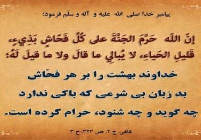 ناسزا در اسلام