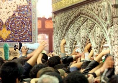 طلب شفا از امام